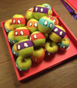 Ninja appels