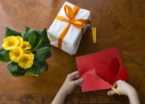 Valentijn knutsel