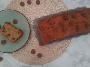Heerlijke pepernotencake bakken
