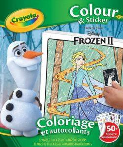 Frozen kleurboek