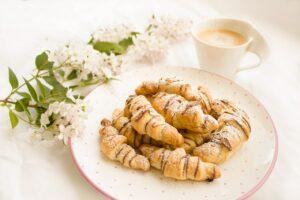 Croissants Valentijn