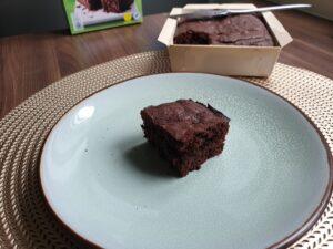 Vegan brownies van Dr.Oetker