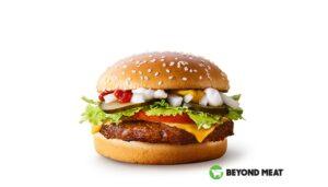 McDonald's tijdelijke burger de McPlant